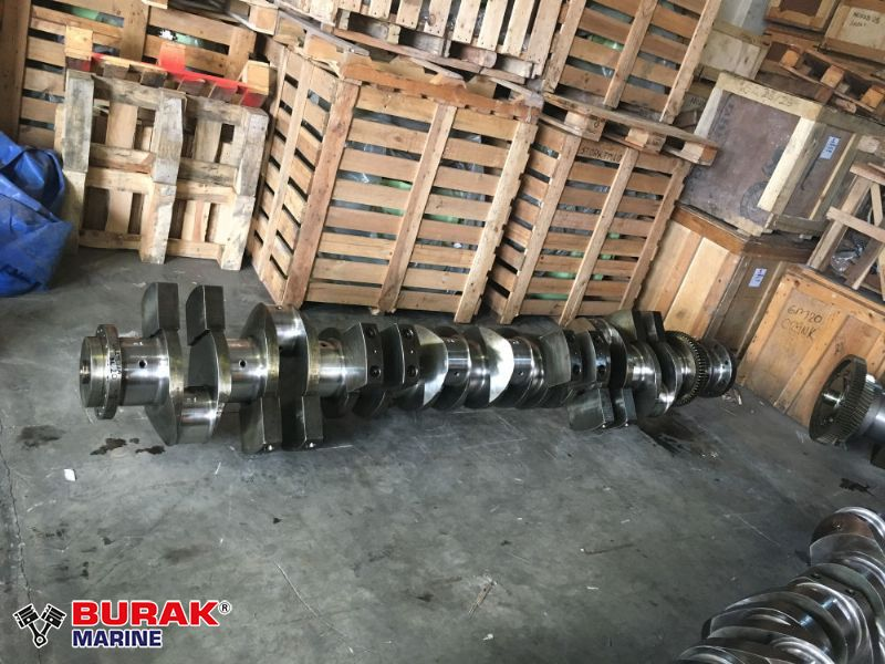WARTSILA 8L20 CRANKSHAFT