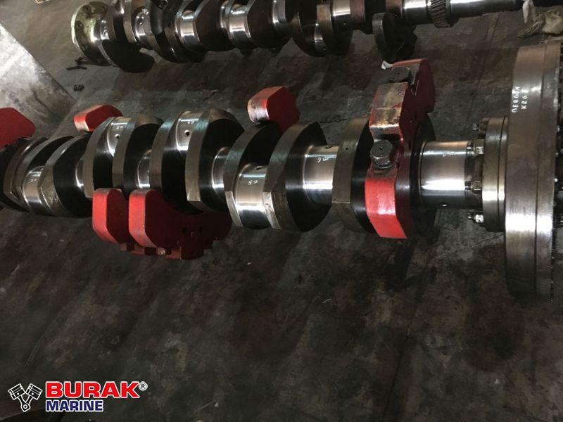 BERGEN KRG6 CRANKSHAFT