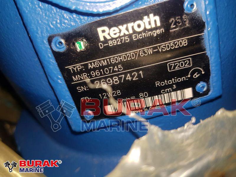 Bosch Rexroth AA6VM160