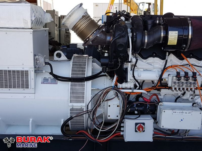 CATERPILLAR C32 Marine Genset