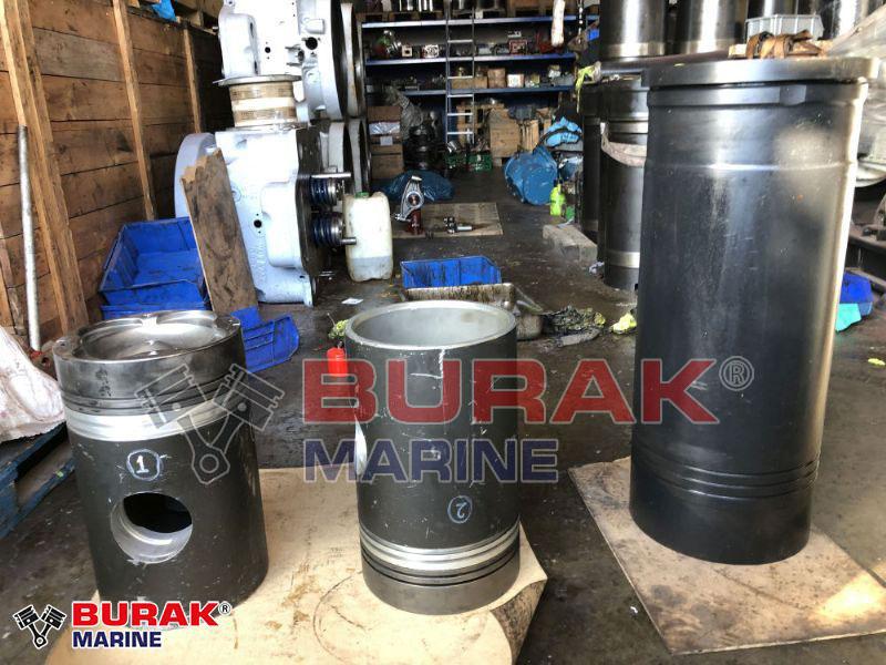 MAK 453AK Cylinder Liner