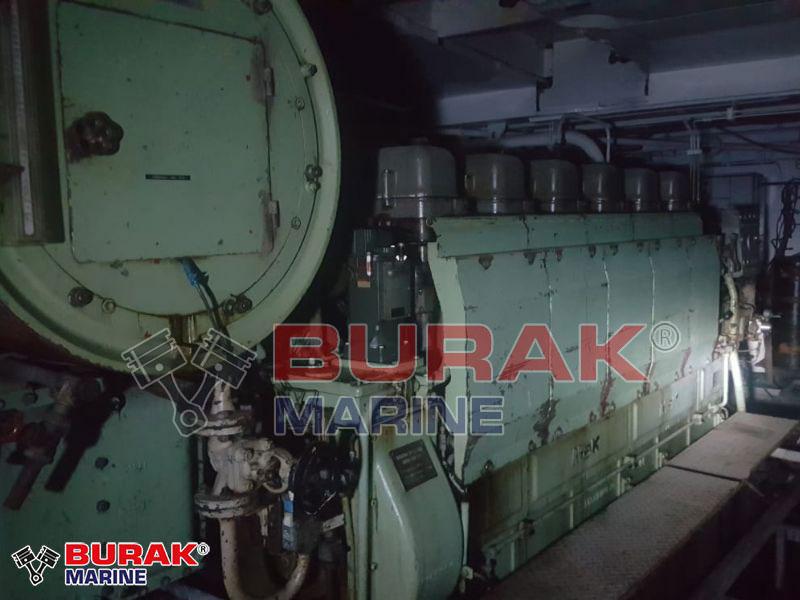 MAK 6M453C DIESEL ENGINE
