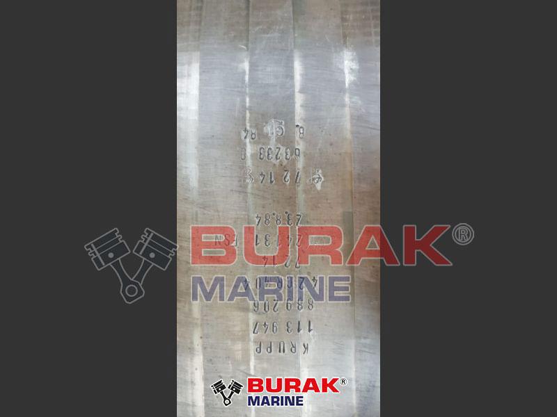 MAK 6M551AK CRANKSHAFT