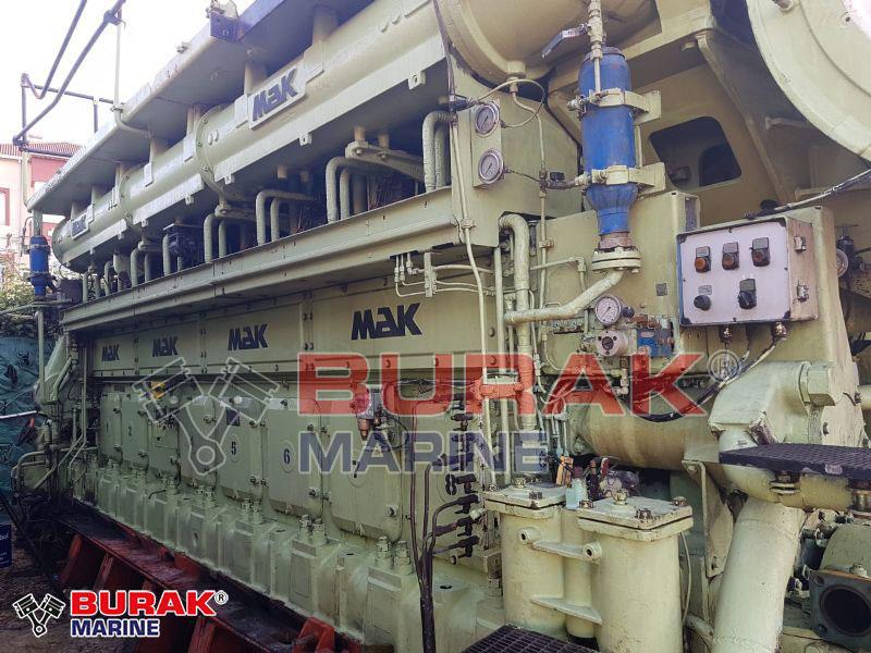 MAK 8M35