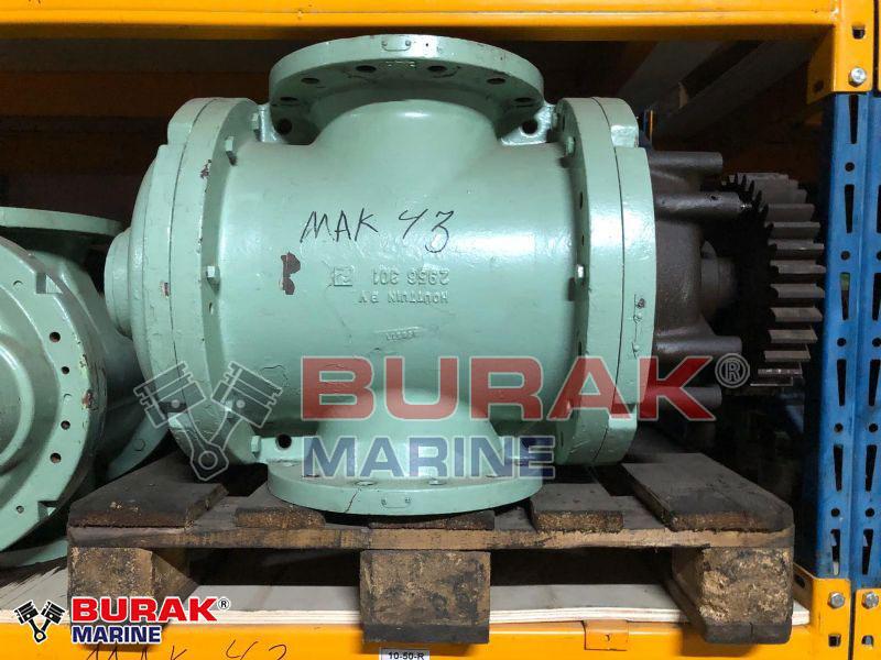 MAK 9M43 LUBE OIL PUMP