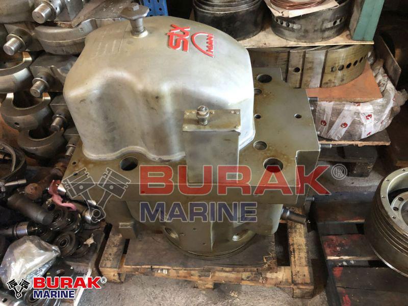 MAN B&W 32/40CD Cylinder Head