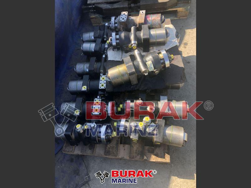 MAN B&W 32/40CD Fuel Pump