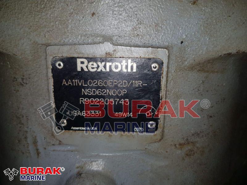 Rexroth AA11VLO260EP2D