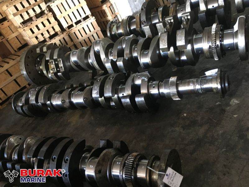 SKL 6VDS29/24 AL2 CRANKSHAFT