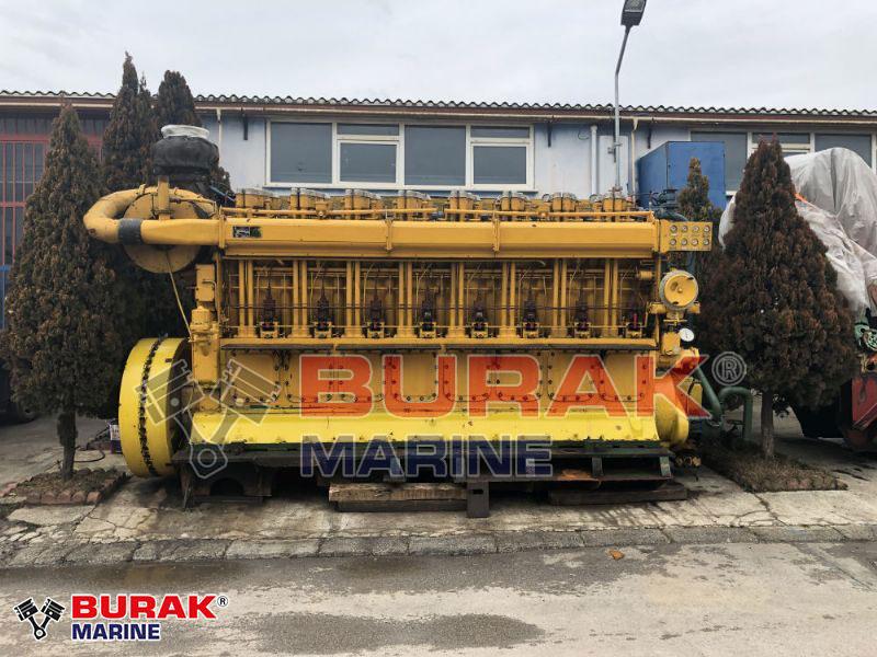 SKL 8NVD48A-2U Complete Engine