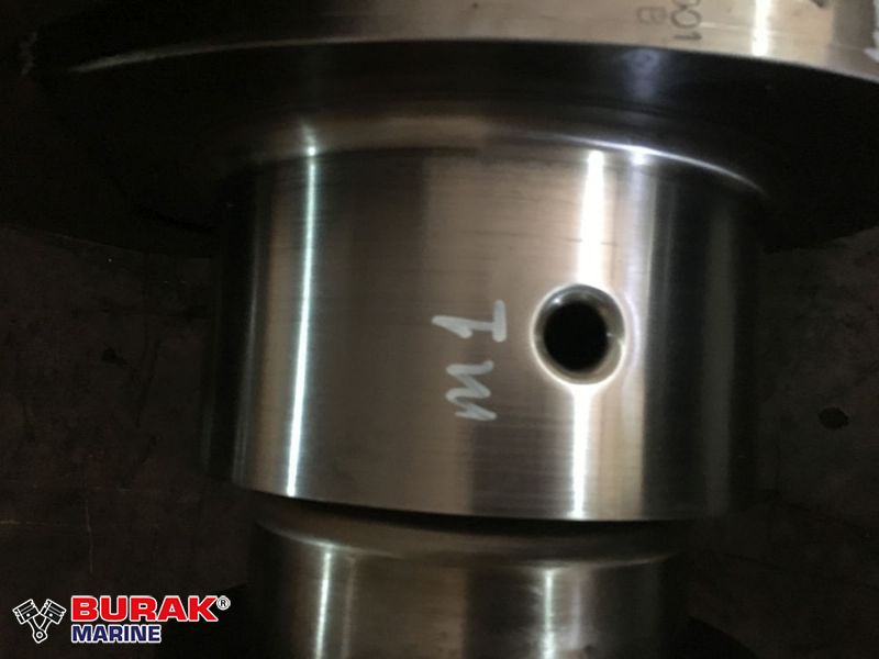 SKL 8VDS29/24 AL-2 CRANKSHAFT