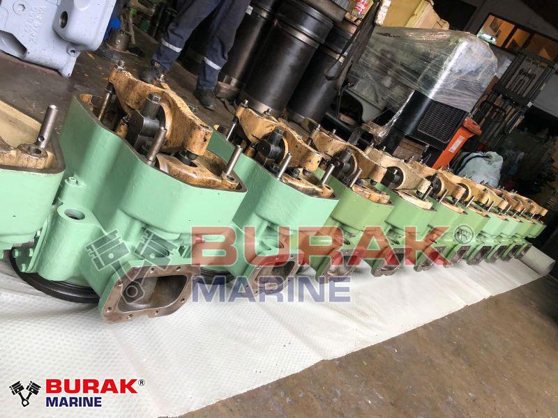 SKL VDS29/24 AL-2  Cylinder Head