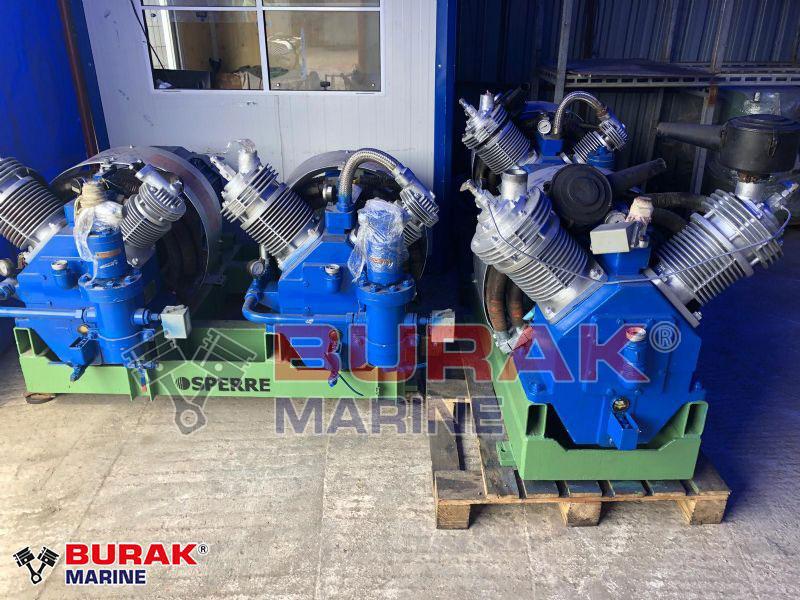 SPERRE HL2/140 Air Compressor