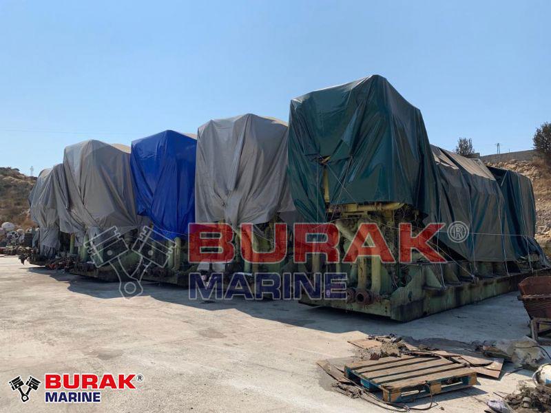 WARTSILA  18V32LN Generators