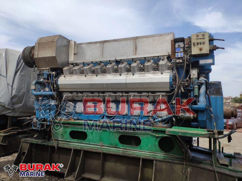 WARTSILA 18V200 Diesel Engines