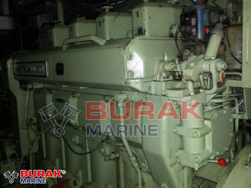 WARTSILA 4R22 Diesel Engine
