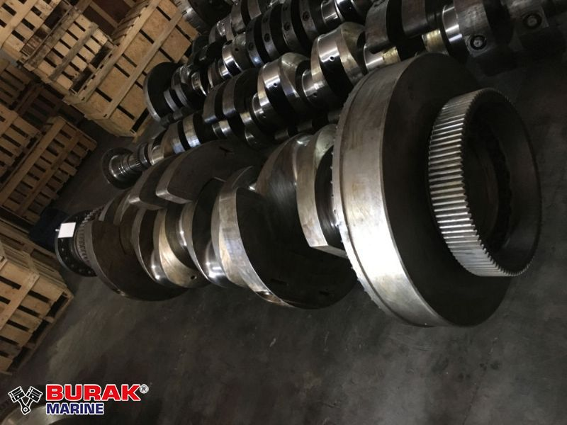 WARTSILA 4R32 CRANKSHAFT