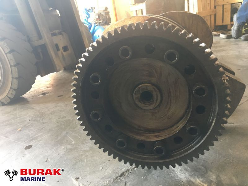WARTSILA 6L20 CRANKSHAFT