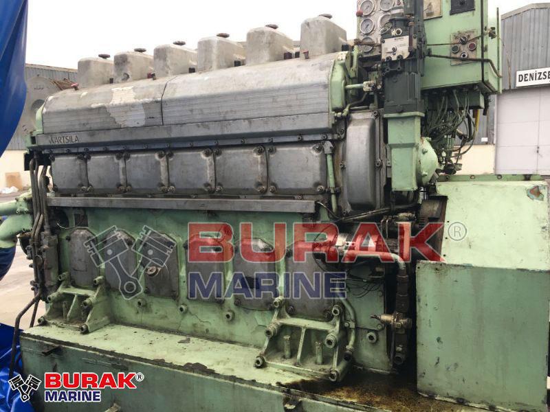 WARTSILA 6L20 Diesel Engine