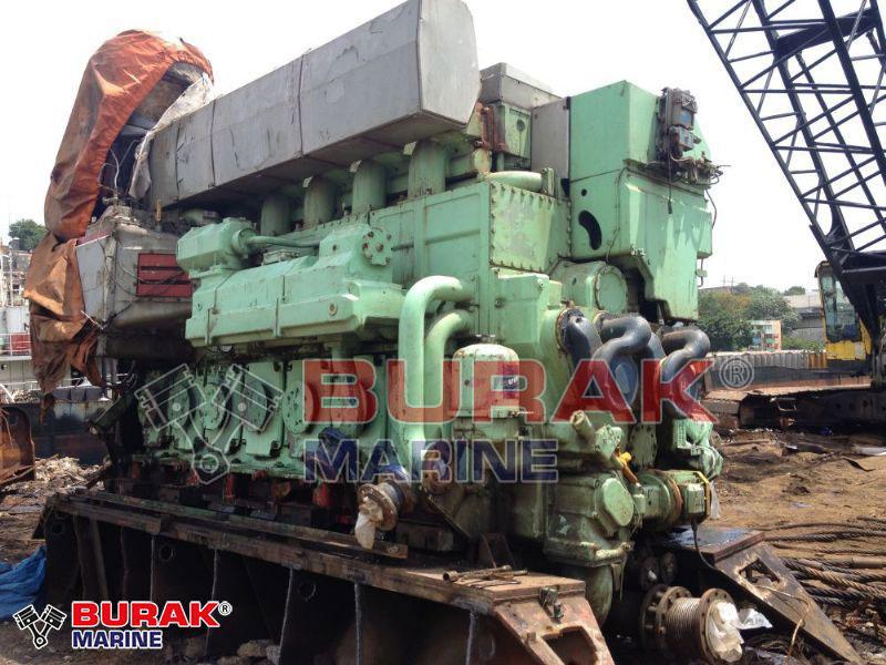WARTSILA 6L32 Diesel Engine