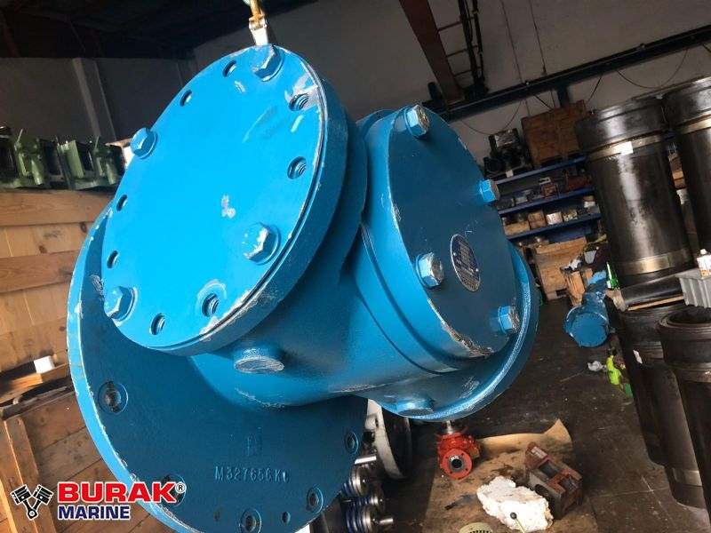 WARTSILA 6L46 LUBE OIL PUMP