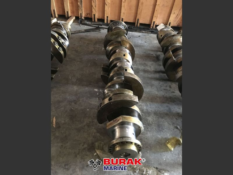WARTSILA 6R22 CRANKSHAFT