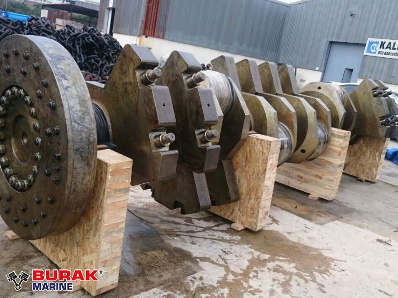WARTSILA 6R46 CRANKSHAFT