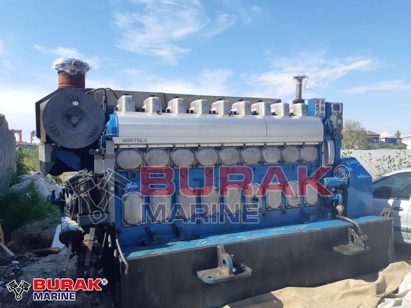 WARTSILA 9L20 Diesel Engine